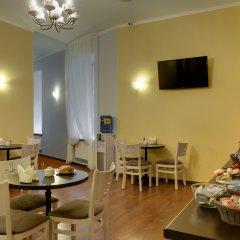 Гостиница Адажио питание