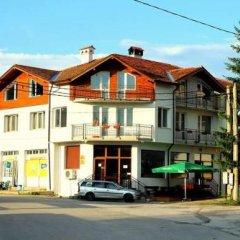 Отель Guest House Edelweiss Болгария, Боровец - отзывы, цены и фото номеров - забронировать отель Guest House Edelweiss онлайн вид на фасад