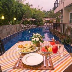 Отель Aonang All Seasons Beach Resort питание фото 3