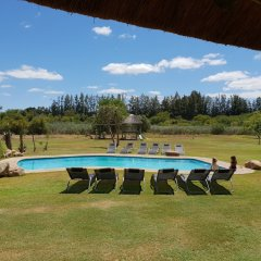 Отель Chrislin African Lodge фото 12