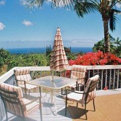 Отель Hale O Nanakai Kauai Bed and Breakfast балкон