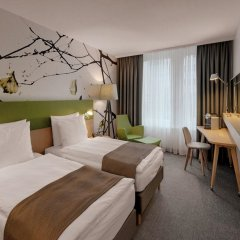 Отель Holiday Inn Frankfurt - Alte Oper комната для гостей фото 4