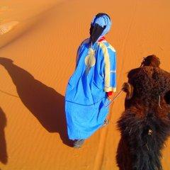 Отель Auberge Africa Марокко, Мерзуга - отзывы, цены и фото номеров - забронировать отель Auberge Africa онлайн приотельная территория фото 2