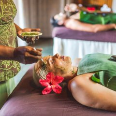 Отель Namale The Fiji Islands Resort & Spa Савусаву спа