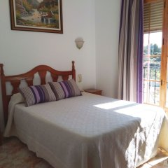 Отель Hostal Rural Montual комната для гостей фото 2