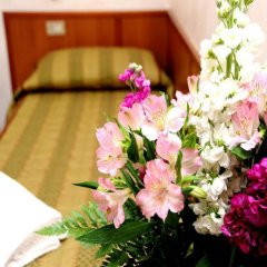 Отель San Siro Fiera Италия, Милан - отзывы, цены и фото номеров - забронировать отель San Siro Fiera онлайн комната для гостей фото 5