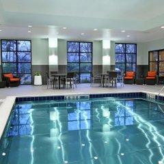 Отель Hampton Inn & Suites Columbus/University Area Колумбус бассейн фото 3