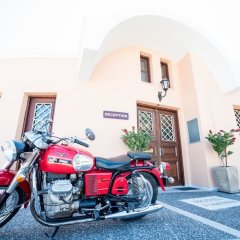 Hotel Mathios Village парковка