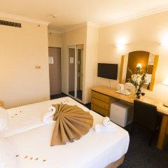 Jerusalem Gardens Hotel & Spa Израиль, Иерусалим - 8 отзывов об отеле, цены и фото номеров - забронировать отель Jerusalem Gardens Hotel & Spa онлайн удобства в номере фото 2