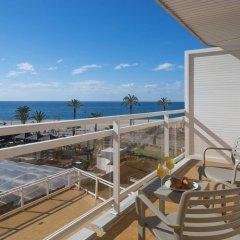 Отель Rosamar & Spa Испания, Льорет-де-Мар - 1 отзыв об отеле, цены и фото номеров - забронировать отель Rosamar & Spa онлайн балкон