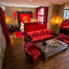 Отель Buddha Bar Прага интерьер отеля фото 3