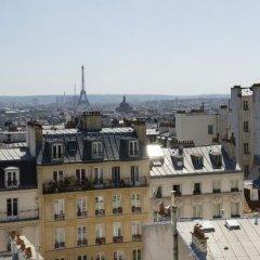 Hotel Des Arts Montmartre балкон