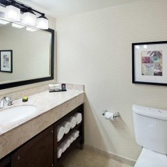 Embassy Suites Hotel Milpitas-Silicon Valley ванная фото 2
