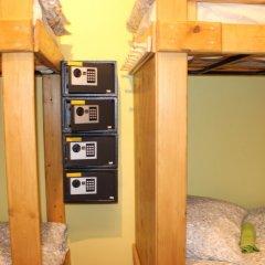 Гостиница Landmark Guesthouse сейф в номере