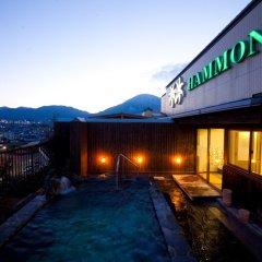 Отель Beppu Kannawa Onsen Hotel Fugetsu Hammond Япония, Беппу - отзывы, цены и фото номеров - забронировать отель Beppu Kannawa Onsen Hotel Fugetsu Hammond онлайн бассейн