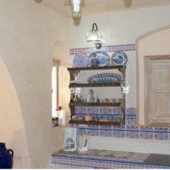 Отель Dar Hamza Тунис, Мидун - отзывы, цены и фото номеров - забронировать отель Dar Hamza онлайн интерьер отеля фото 2