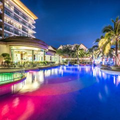 Отель The Beach Heights Resort Таиланд, Пхукет - 7 отзывов об отеле, цены и фото номеров - забронировать отель The Beach Heights Resort онлайн бассейн