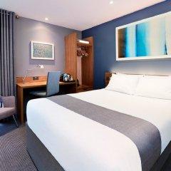 Отель Travelodge Liverpool Central Exchange Street комната для гостей фото 2
