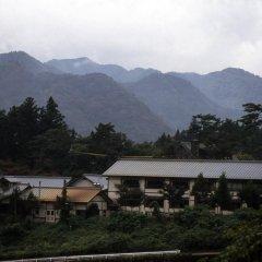 Отель Nikko Tokanso Никко приотельная территория