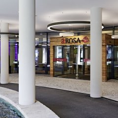 Отель A-ROSA Kitzbühel парковка