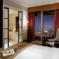 Отель Address Dubai Mall Residences Дубай комната для гостей фото 3