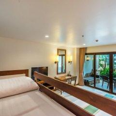 Отель Ravindra Beach Resort And Spa комната для гостей фото 18
