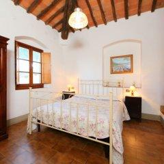 Отель Poggio Cuccule Монтеварчи комната для гостей фото 2