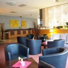 astral Inn Hotel Leipzig Лейпциг интерьер отеля фото 3