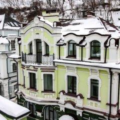 Гостиница Гончар Украина, Киев - 4 отзыва об отеле, цены и фото номеров - забронировать гостиницу Гончар онлайн вид на фасад