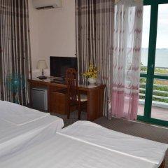 Отель Atlantic Tuan Chau Hotel Вьетнам, Халонг - отзывы, цены и фото номеров - забронировать отель Atlantic Tuan Chau Hotel онлайн удобства в номере