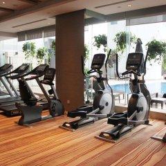 Отель Pan Pacific Xiamen фитнесс-зал