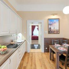 Отель Residence Milada Чехия, Прага - отзывы, цены и фото номеров - забронировать отель Residence Milada онлайн в номере фото 5