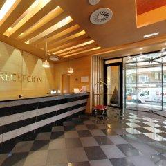 Hotel Silken Coliseum интерьер отеля фото 2