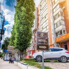Мини-отель Даниловский парковка