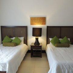 Отель Aldea Thai by Ocean Front Плая-дель-Кармен сейф в номере