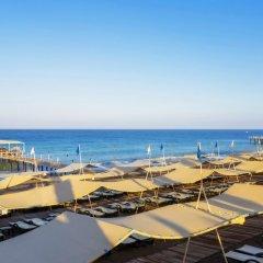 Mukarnas Spa & Resort Hotel Турция, Окурджалар - отзывы, цены и фото номеров - забронировать отель Mukarnas Spa & Resort Hotel онлайн пляж