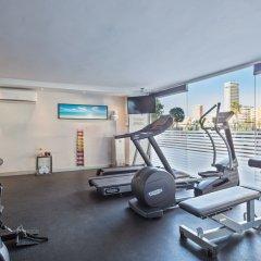 Отель Melia Alicante фитнесс-зал фото 4