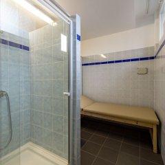 Hotel Fit Heviz Хевиз ванная фото 2