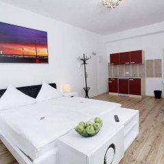 Отель Design Apart By Centro Comfort Германия, Дюссельдорф - отзывы, цены и фото номеров - забронировать отель Design Apart By Centro Comfort онлайн комната для гостей фото 4