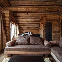 Eco Hotel Bungalo комната для гостей