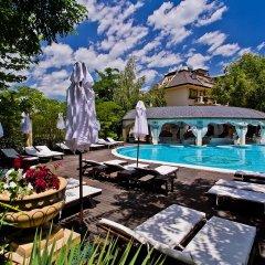 Golden Pearl Hotel Солнечный берег бассейн фото 2