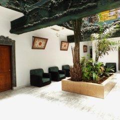 Отель Kandyan Arts Residency Канди интерьер отеля