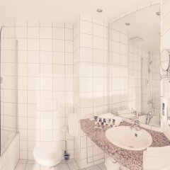 Mercure Hotel Muenchen Airport Aufkirchen ванная фото 2