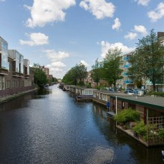 Отель Oud-West Area Apartments Нидерланды, Амстердам - отзывы, цены и фото номеров - забронировать отель Oud-West Area Apartments онлайн приотельная территория