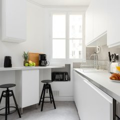 Апартаменты River Seine - Quartier Latin Apartment в номере