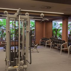 Отель Lopesan Baobab Resort фитнесс-зал фото 2