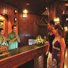 Отель Baan Karonburi Resort гостиничный бар