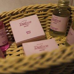 Гостиница Делис Украина, Львов - отзывы, цены и фото номеров - забронировать гостиницу Делис онлайн ванная фото 2