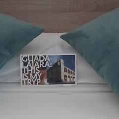 TRYP Guadalajara Hotel сейф в номере