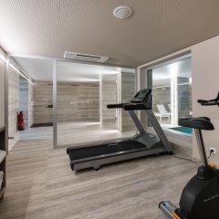 Отель 9Hotel Paquis фитнесс-зал фото 4